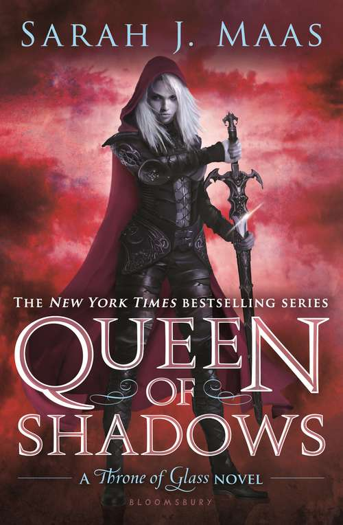 Queen of Shadows (Throne of Glass #4)