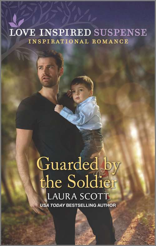 Guarded by the Soldier (Justice Seekers #2)