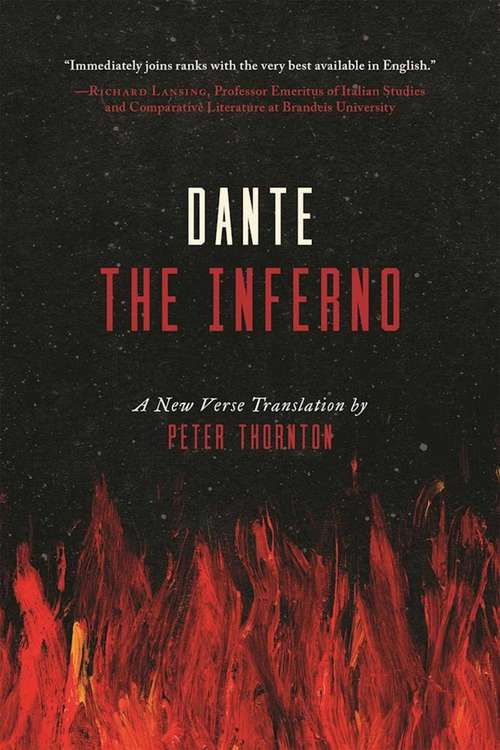 The Inferno: A New Verse Translation (Forsyte chronicles)