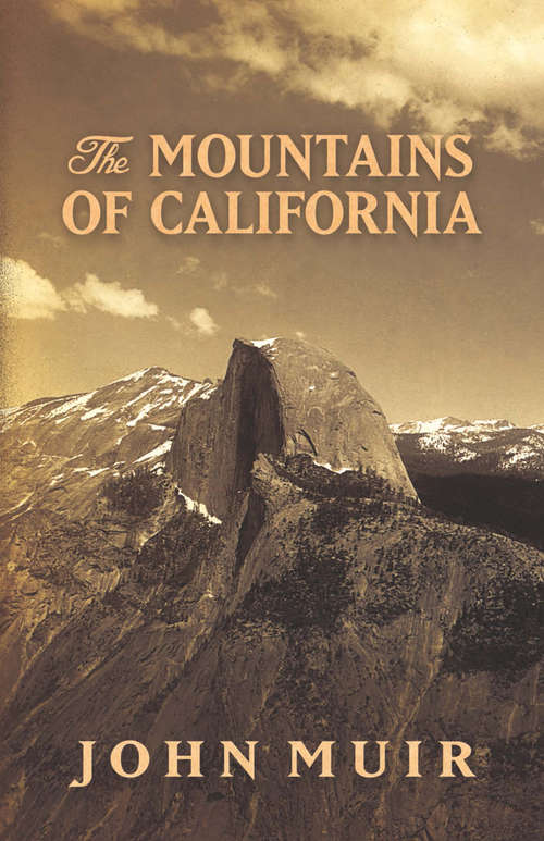 The Mountains of California (Large Print Ser.)