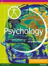 Pearson Baccalaureate Psychology