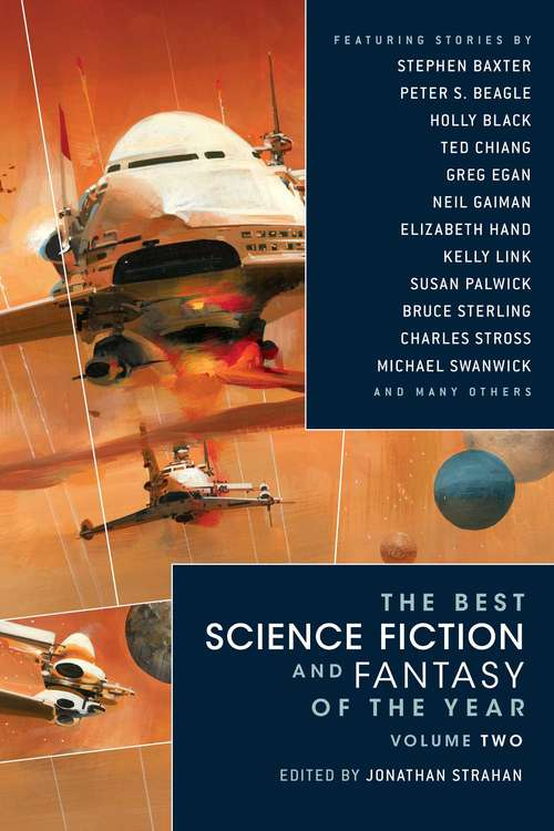 The Best Science Fiction and Fantasy of the Year #2