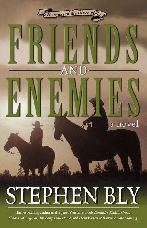 Friends and Enemies (Fortunes of the Black Hills, Book #4)
