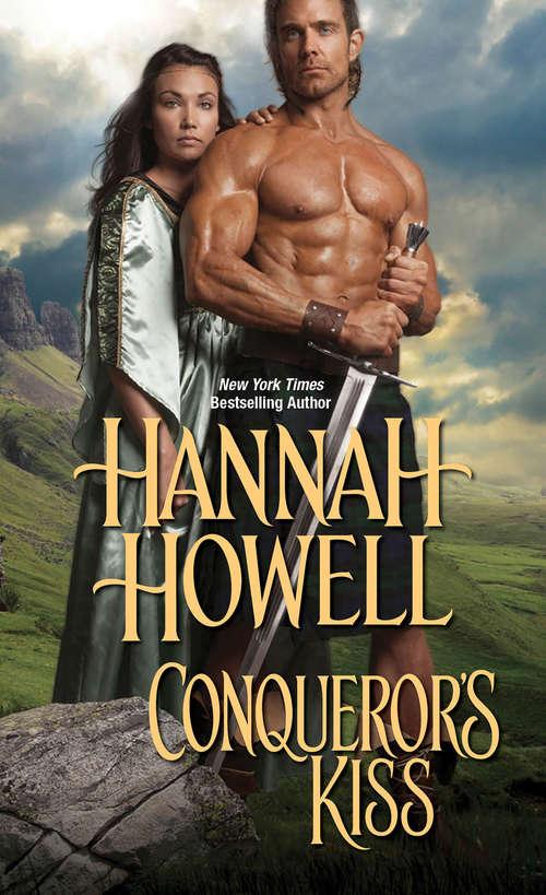 Conqueror's Kiss (An\avon Romance Ser.)