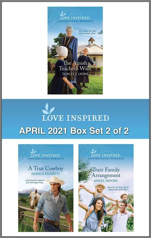 Love Inspired April 2021 - Box Set 2 of 2: An Anthology
