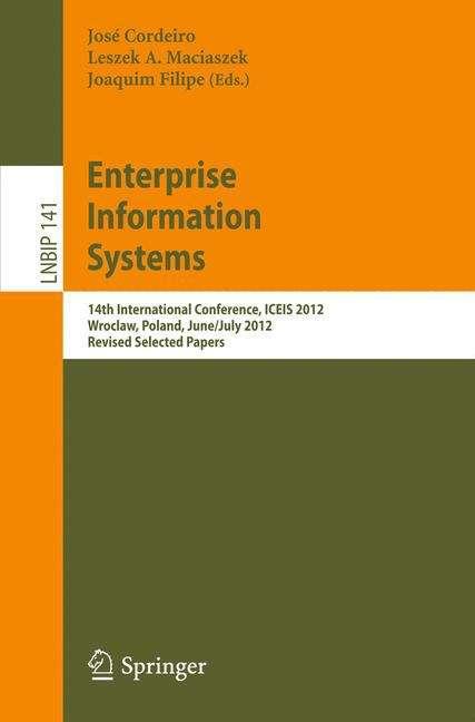 Enterprise Information Systems
