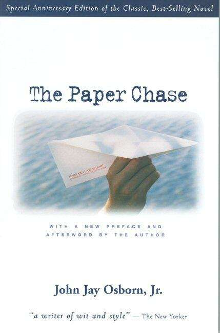 The Paper Chase (Anniversary Edition)