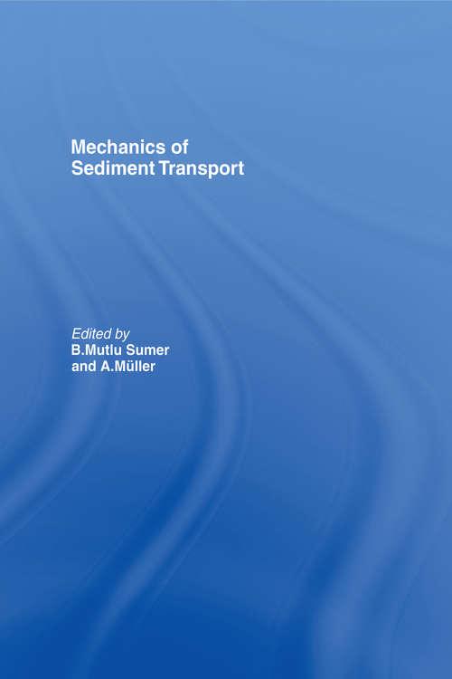 Mechanics of Sediment Transport