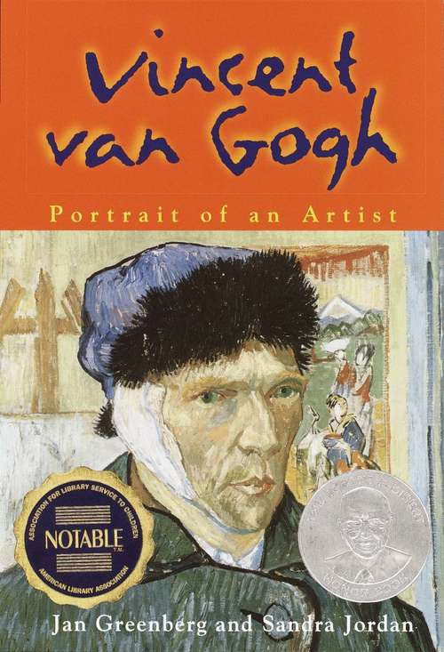 Collection sample book cover Vincent van Gogh: Portrait of an Artist