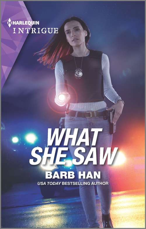 What She Saw: Evasive Action (holding The Line) / What She Saw (rushing Creek Crime Spree) (Rushing Creek Crime Spree #6)