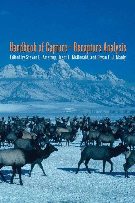 Handbook of Capture--Recapture Analysis