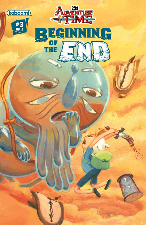 Adventure Time (Beginning of the End #3)