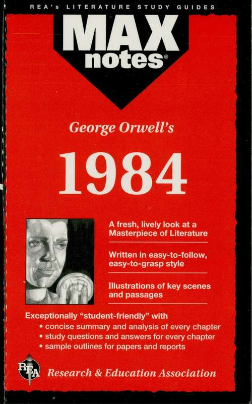 a summary of 1984 by george orwell