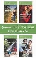 Harlequin Heartwarming April 2019 Box Set: A Clean Romance