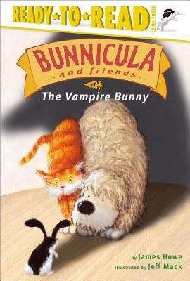 The Vampire Bunny (Bunnicula and Friends #4)
