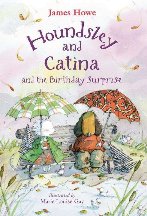 Houndsley and Catina and the Birthday Surprise (Houndsley and Catina #2)