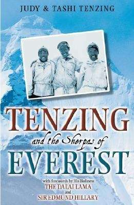Tenzing and the Sherpas of Everest
