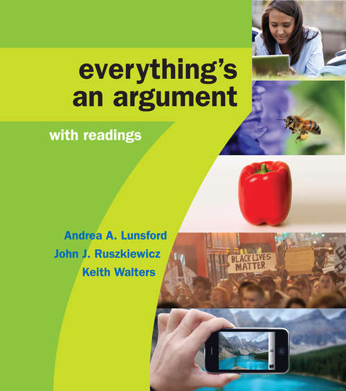 Everything's an Argument/with readings