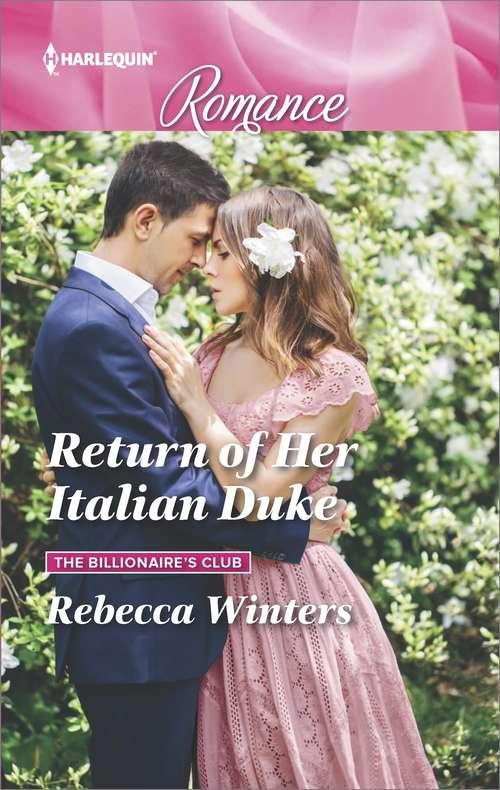 Return of Her Italian Duke