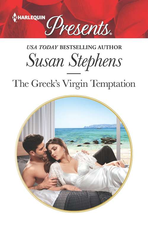The Greek's Virgin Temptation: Shock Marriage For The Powerful Spaniard / The Greek's Virgin Temptation (Mills And Boon Modern Ser.)