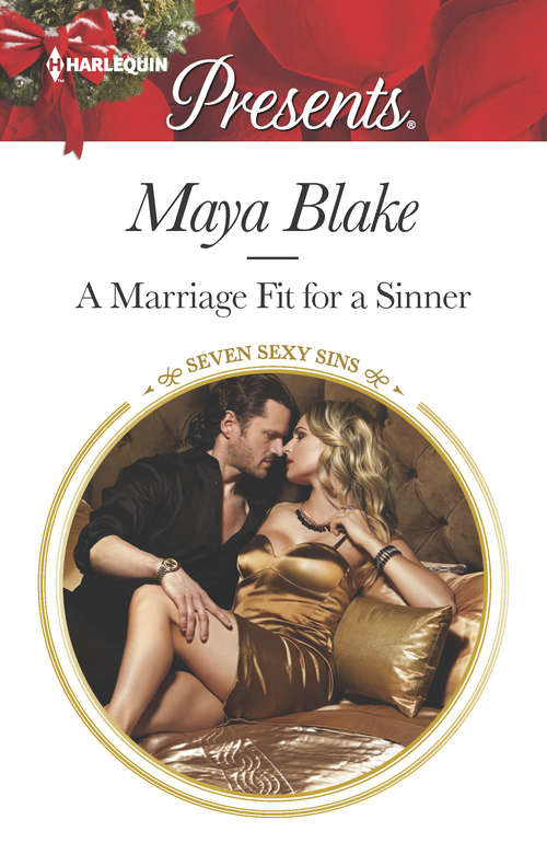 A Marriage Fit for a Sinner
