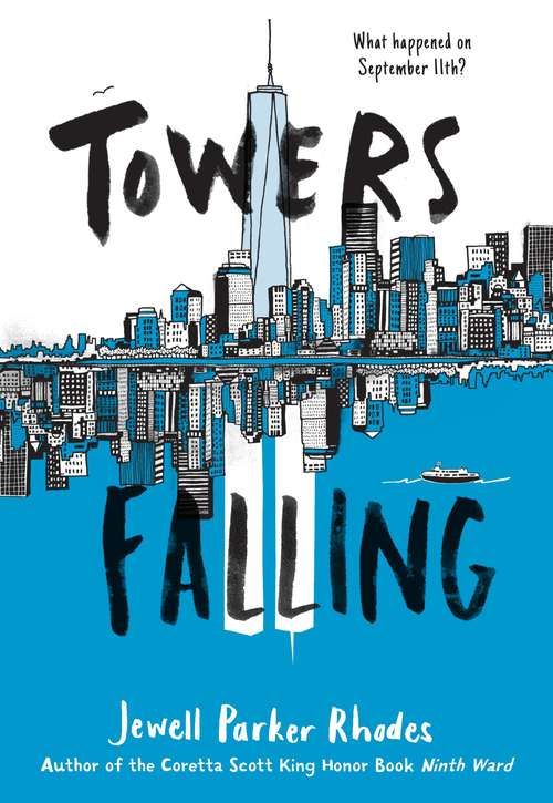 Collection sample book cover Towers Falling by Jewel Parker Rhodes