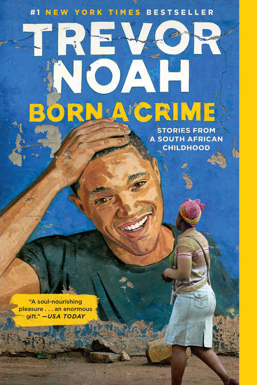 It's Trevor Noah: Stories from a South African Childhood by Trevor Noah
