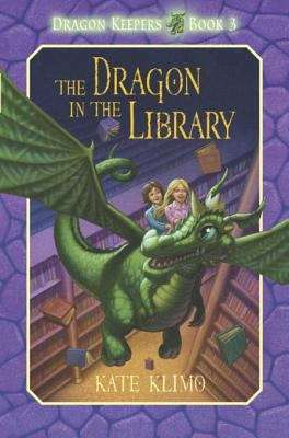 The Dragon in the Library (Dragon Keepers #3)