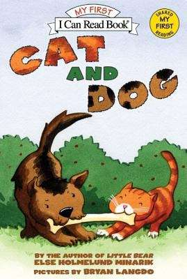 Cat and Dog (My First I Can Read Book)