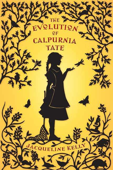 Collection sample book cover The Evolution of Calpernia Tate