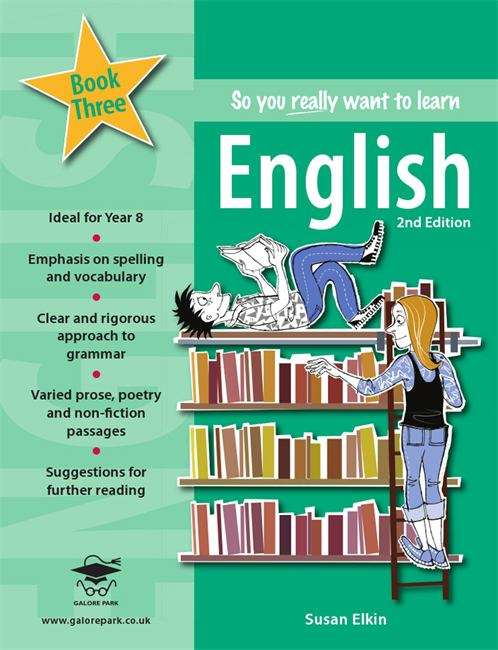 So You Really Want to Learn English | UK education collection
