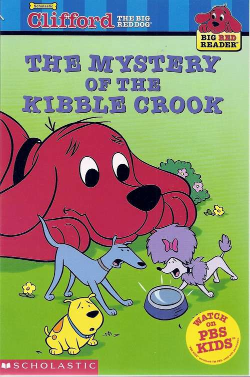 The Mystery Of The Kibble Crook