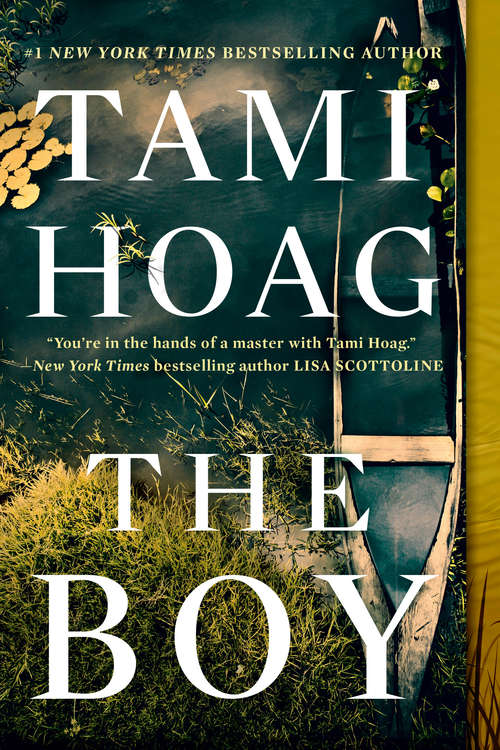 Collection sample book cover The Boy by Tami Hoag
