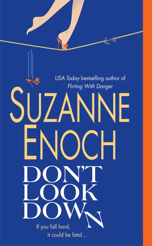 Don't Look Down (Samantha Jellicoe #2)