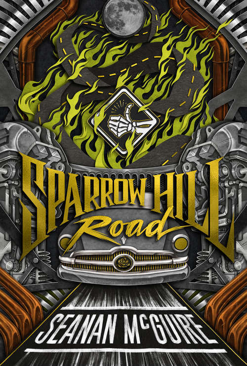 Sparrow Hill Road (Ghost Roads #1)