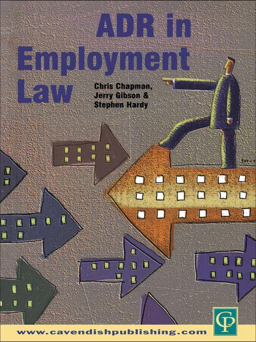 ADR in Employment Law