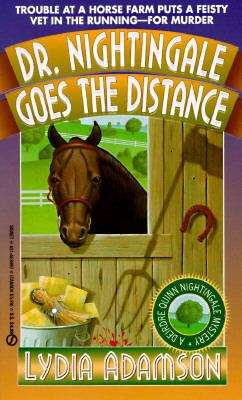 Dr. Nightingale Goes the Distance (A Deirdre Quinn Nightingale Mystery #4)
