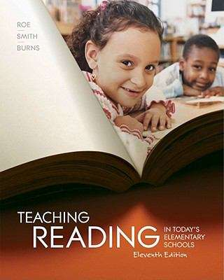 Teaching Reading in Today's Elementary Schools Eleventh Edition