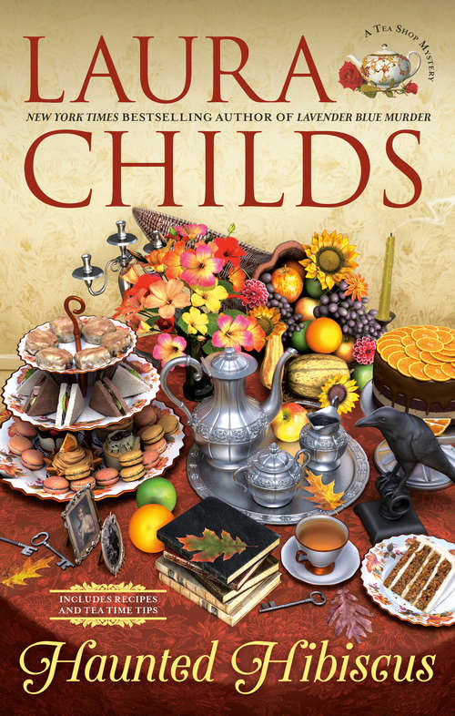 Haunted Hibiscus (A Tea Shop Mystery #22)