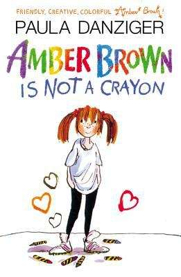 Collection sample book cover Amber Brown is Not a Crayon