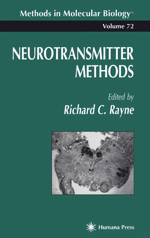 Neurotransmitter Methods