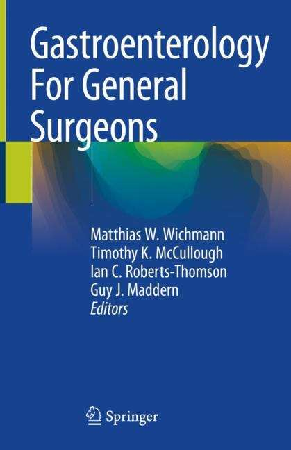 Gastroenterology For General Surgeons