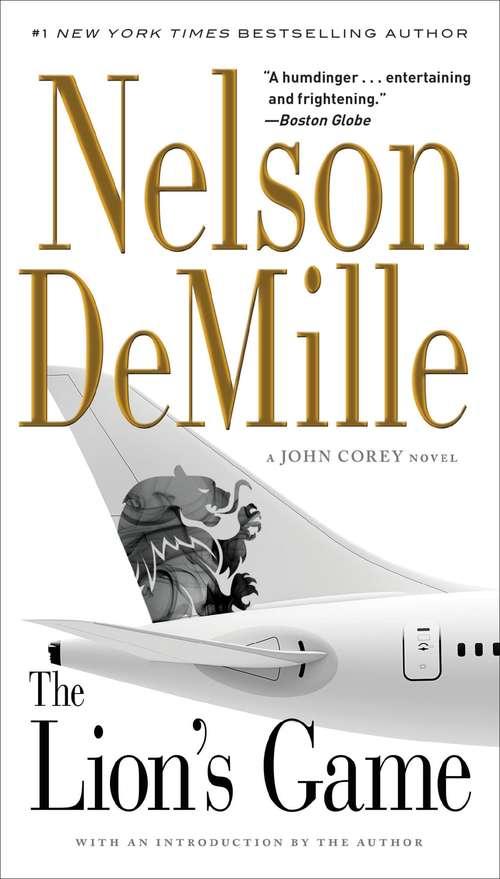 The Lion's Game (A John Corey Novel #2)