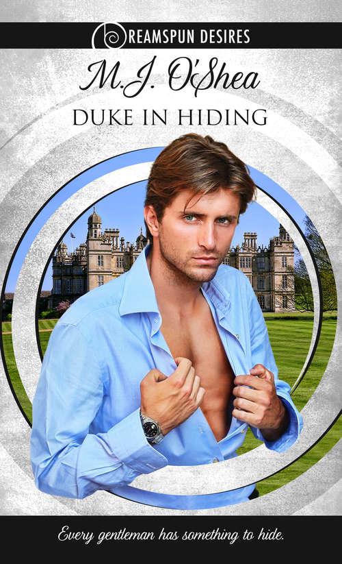 Duke in Hiding (Dreamspun Desires #9)