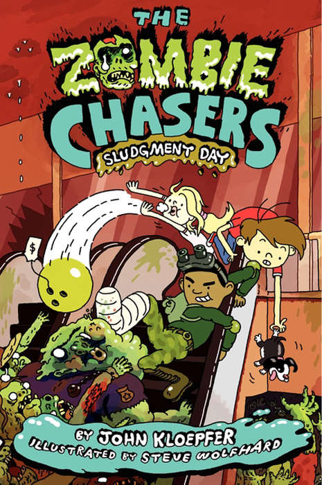 The Zombie Chasers #3: Sludgment Day