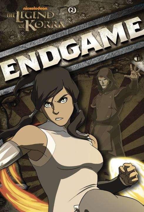 Endgame (Nickelodeon™ The Legend of Korra)