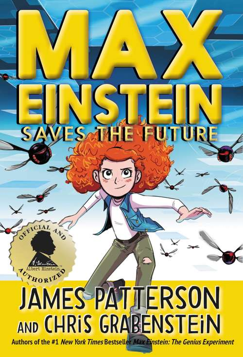 Max Einstein: Saves the Future (Max Einstein #3)