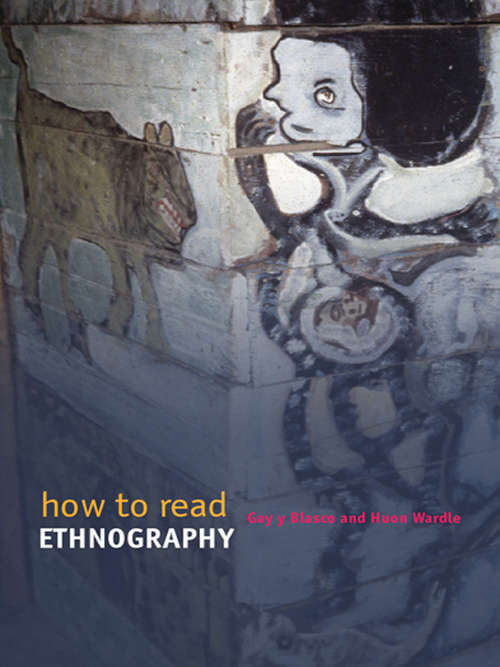 How to Read Ethnography