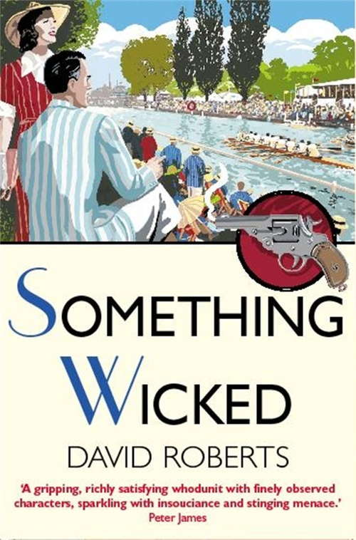 Something Wicked (Lord Edward Corinth and Verity Browne)