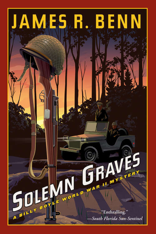 Solemn Graves (A Billy Boyle WWII Mystery #13)